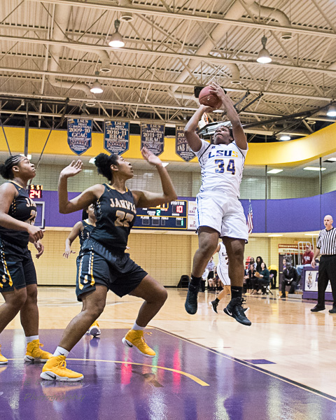 16th LSUS Women's Basketball vs Jarvis Christain College Photo