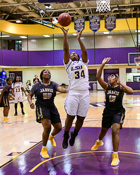 17th LSUS Women's Basketball vs Jarvis Christain College Photo