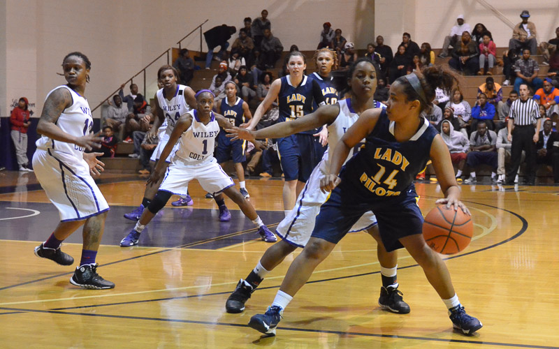 9th LSUS Lady Pilots vs. Wiley College Photo