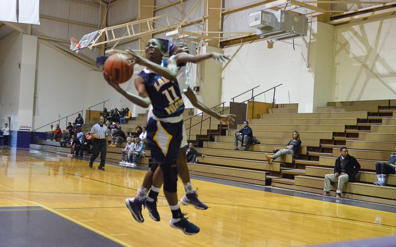 16th LSUS Lady Pilots vs. Wiley College Photo