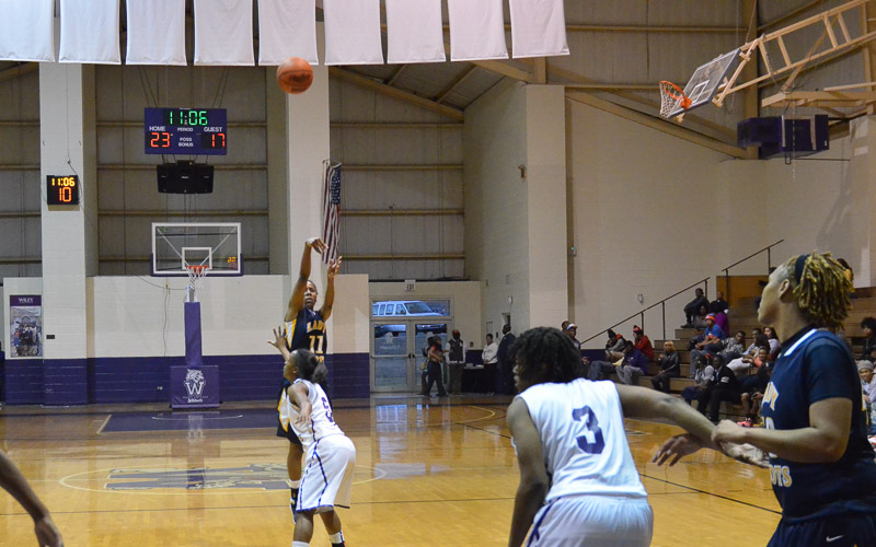 18th LSUS Lady Pilots vs. Wiley College Photo