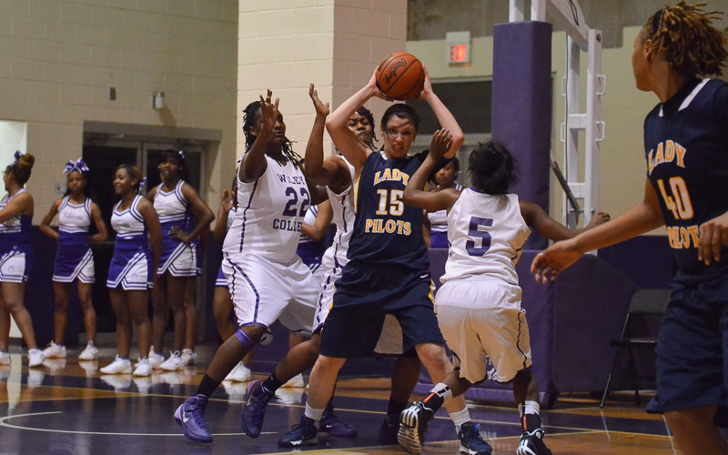 27th LSUS Lady Pilots vs. Wiley College Photo