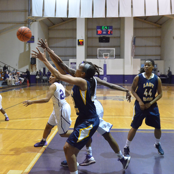 28th LSUS Lady Pilots vs. Wiley College Photo