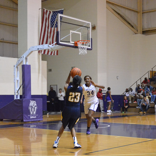 30th LSUS Lady Pilots vs. Wiley College Photo