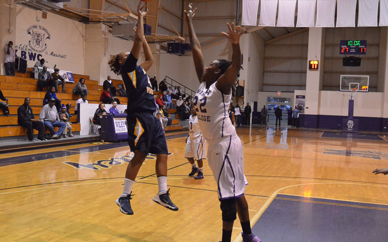 32nd LSUS Lady Pilots vs. Wiley College Photo