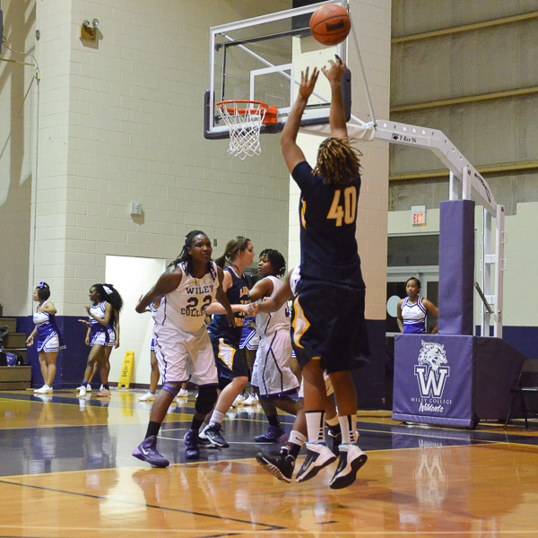 33rd LSUS Lady Pilots vs. Wiley College Photo