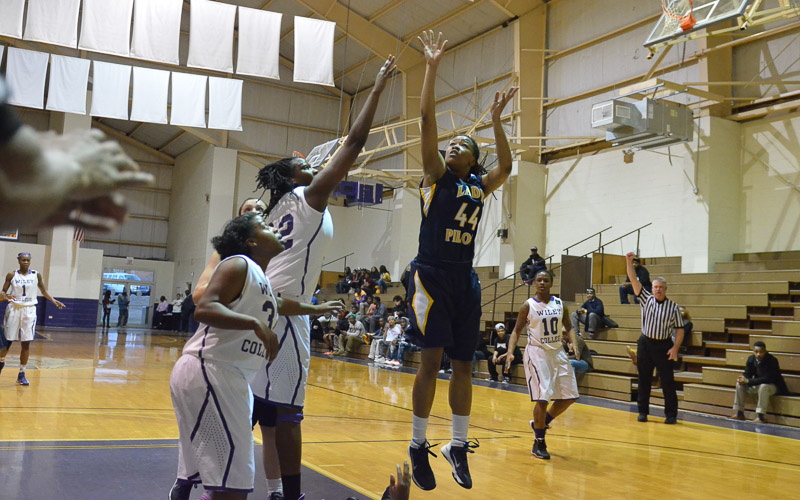 35th LSUS Lady Pilots vs. Wiley College Photo