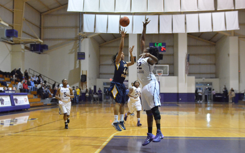 38th LSUS Lady Pilots vs. Wiley College Photo