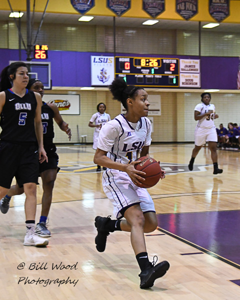 1st LSUS Women's Basketball vs Our Lady of the Lake U. Photo