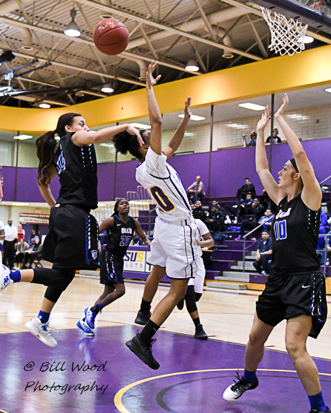 2nd LSUS Women's Basketball vs Our Lady of the Lake U. Photo