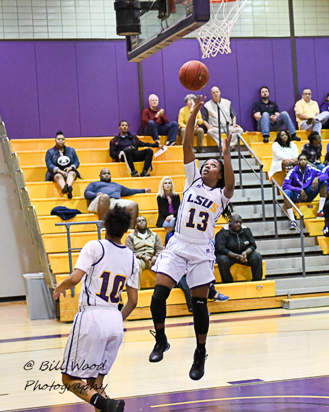 5th LSUS Women's Basketball vs Our Lady of the Lake U. Photo