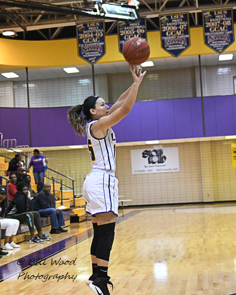 8th LSUS Women's Basketball vs Our Lady of the Lake U. Photo