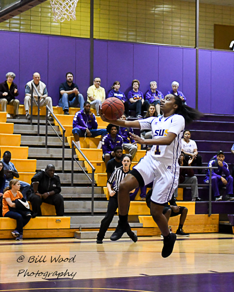 12th LSUS Women's Basketball vs Our Lady of the Lake U. Photo
