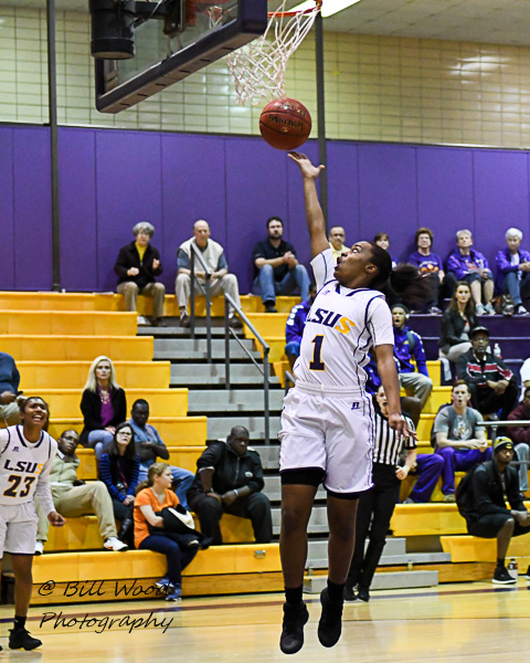 13th LSUS Women's Basketball vs Our Lady of the Lake U. Photo