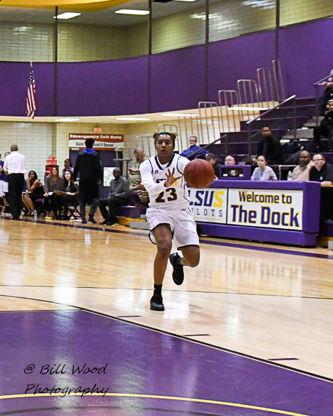 14th LSUS Women's Basketball vs Our Lady of the Lake U. Photo
