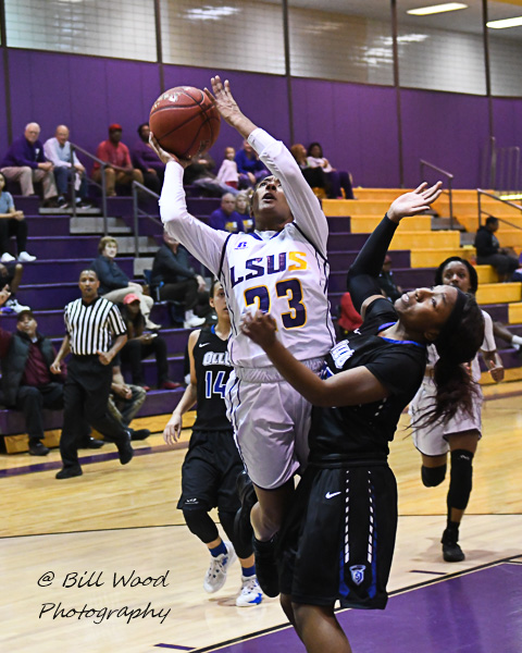 16th LSUS Women's Basketball vs Our Lady of the Lake U. Photo
