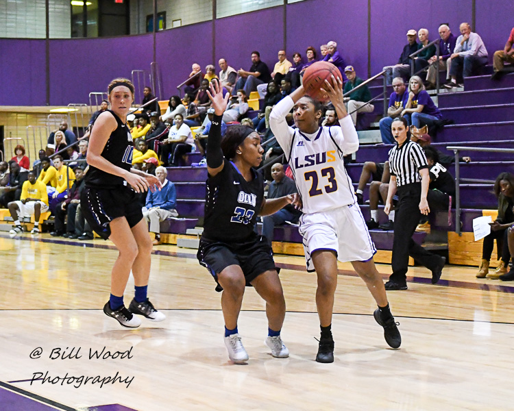 20th LSUS Women's Basketball vs Our Lady of the Lake U. Photo