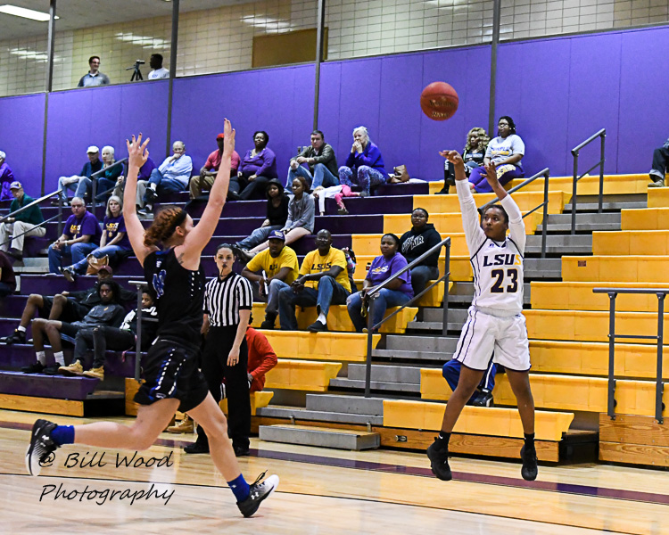22nd LSUS Women's Basketball vs Our Lady of the Lake U. Photo
