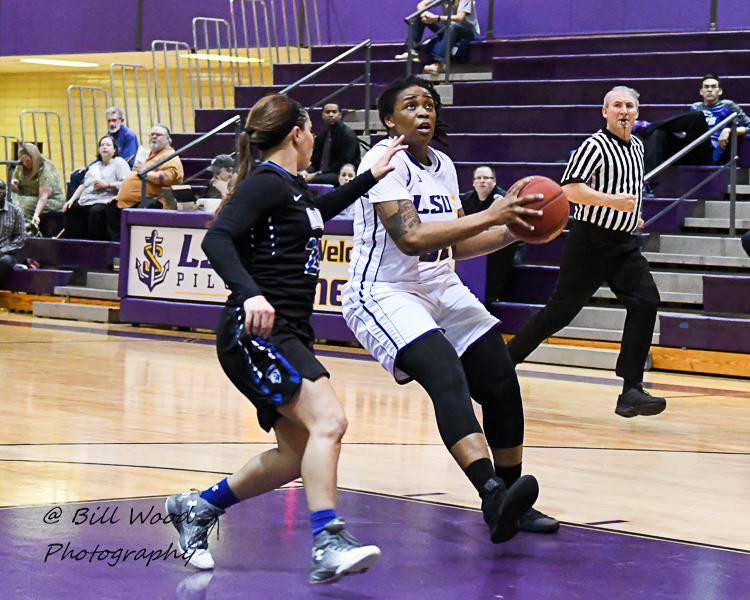 24th LSUS Women's Basketball vs Our Lady of the Lake U. Photo