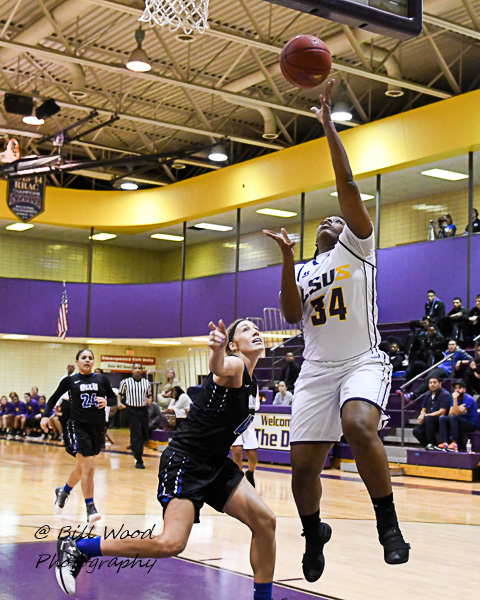 27th LSUS Women's Basketball vs Our Lady of the Lake U. Photo