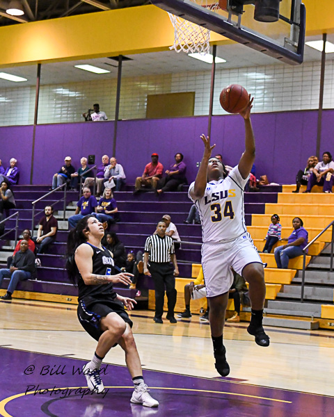 30th LSUS Women's Basketball vs Our Lady of the Lake U. Photo
