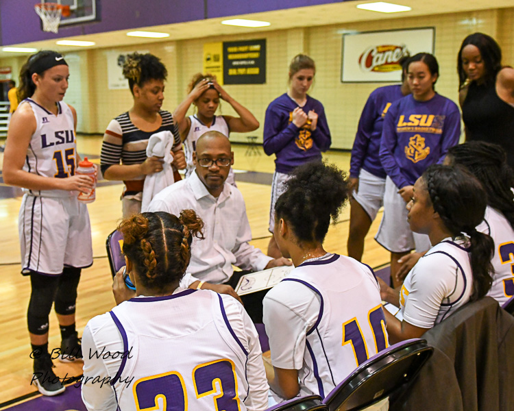 36th LSUS Women's Basketball vs Our Lady of the Lake U. Photo