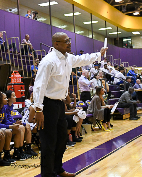 43rd LSUS Women's Basketball vs Our Lady of the Lake U. Photo