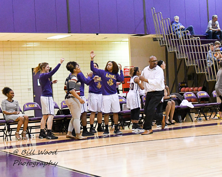 46th LSUS Women's Basketball vs Our Lady of the Lake U. Photo