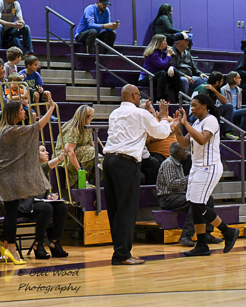47th LSUS Women's Basketball vs Our Lady of the Lake U. Photo