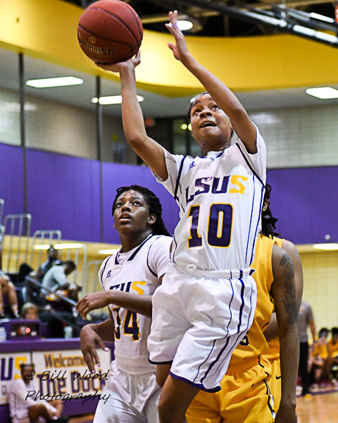 2nd LSUS Women's Basketball vs Hutson Tillotson Photo