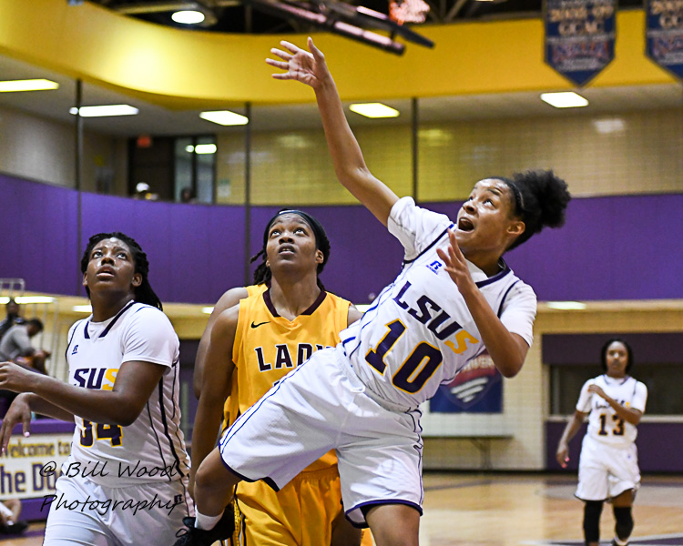 1st LSUS Women's Basketball vs Hutson Tillotson Photo