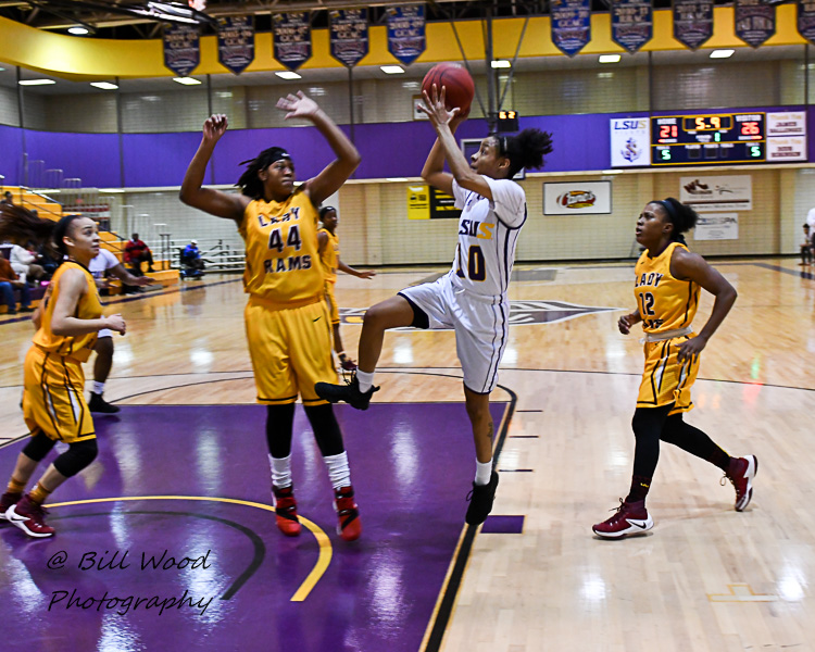 4th LSUS Women's Basketball vs Hutson Tillotson Photo