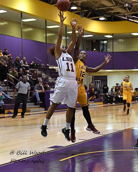 6th LSUS Women's Basketball vs Hutson Tillotson Photo