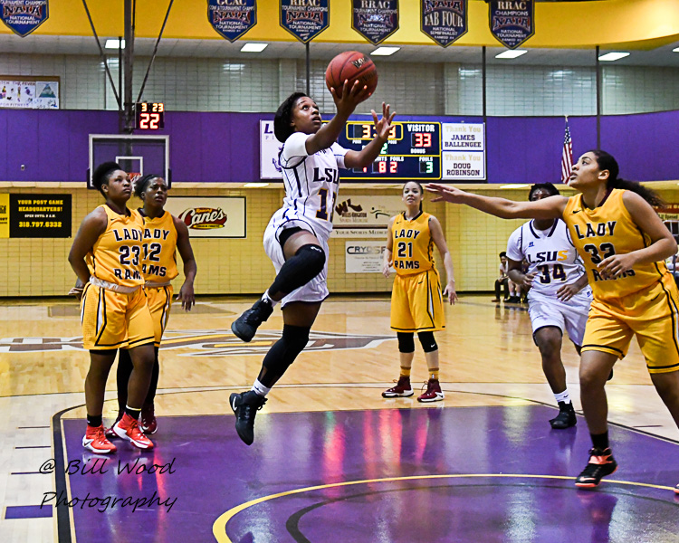 9th LSUS Women's Basketball vs Hutson Tillotson Photo