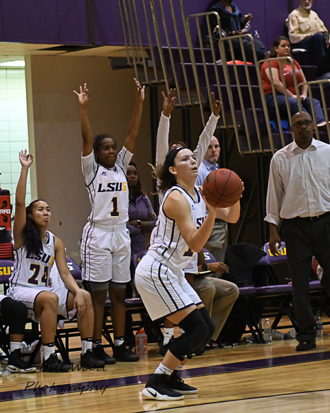 10th LSUS Women's Basketball vs Hutson Tillotson Photo