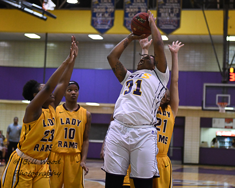 16th LSUS Women's Basketball vs Hutson Tillotson Photo