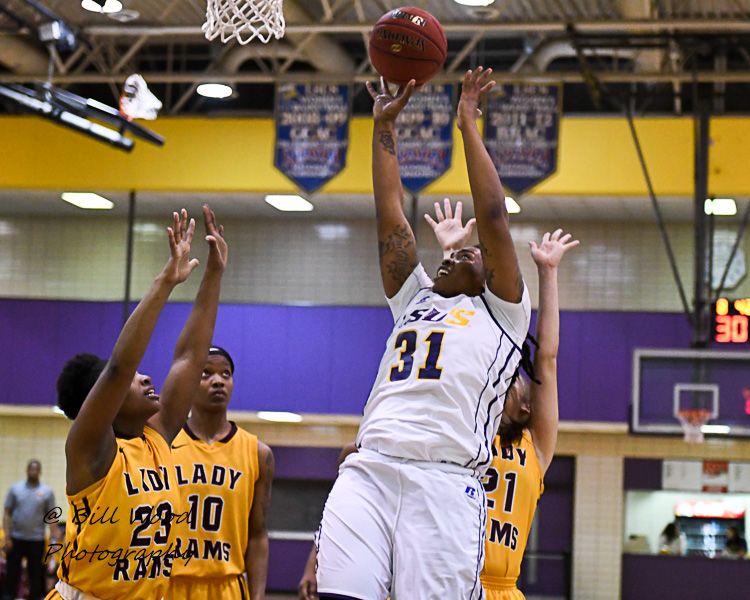 17th LSUS Women's Basketball vs Hutson Tillotson Photo