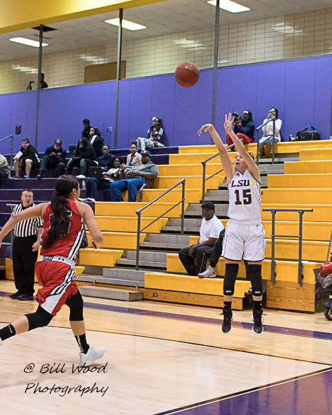 2nd LSUS Women's Basketball vs University of the Southwest Photo