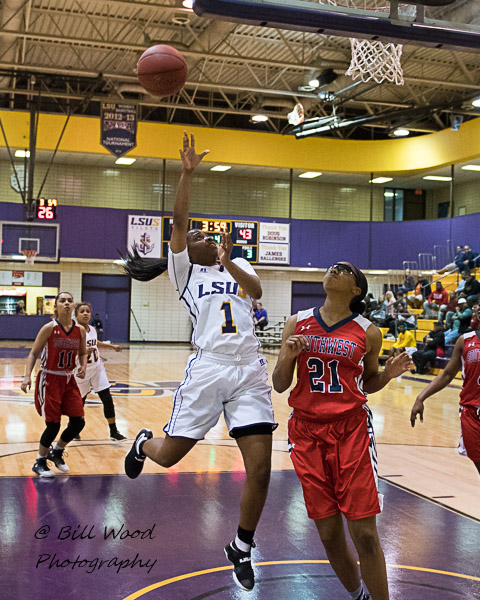 4th LSUS Women's Basketball vs University of the Southwest Photo