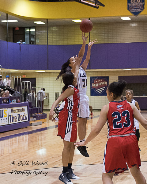 12th LSUS Women's Basketball vs University of the Southwest Photo