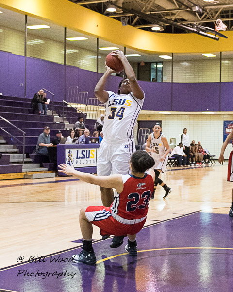 18th LSUS Women's Basketball vs University of the Southwest Photo