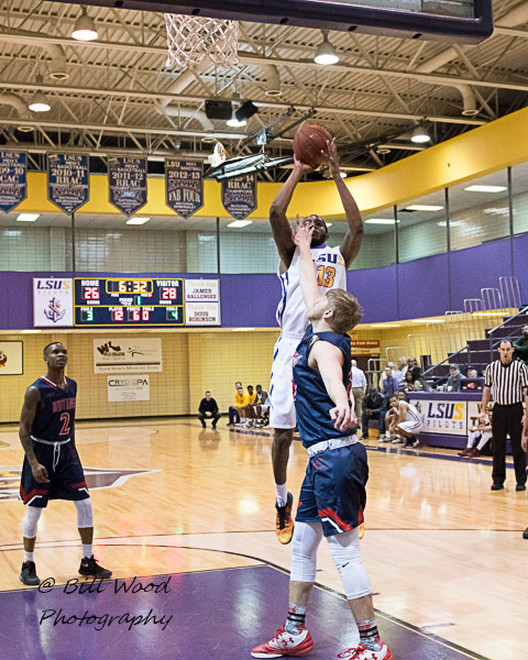 2nd LSUS Men's Basketball vs University of the Southwest Photo
