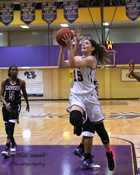 10th LSUS Women's Basketball vs LSUA Photo