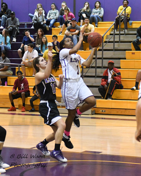 14th LSUS Women's Basketball vs LSUA Photo
