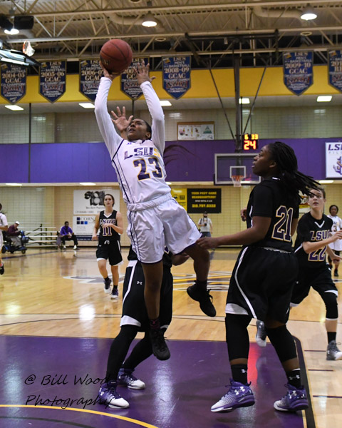 19th LSUS Women's Basketball vs LSUA Photo