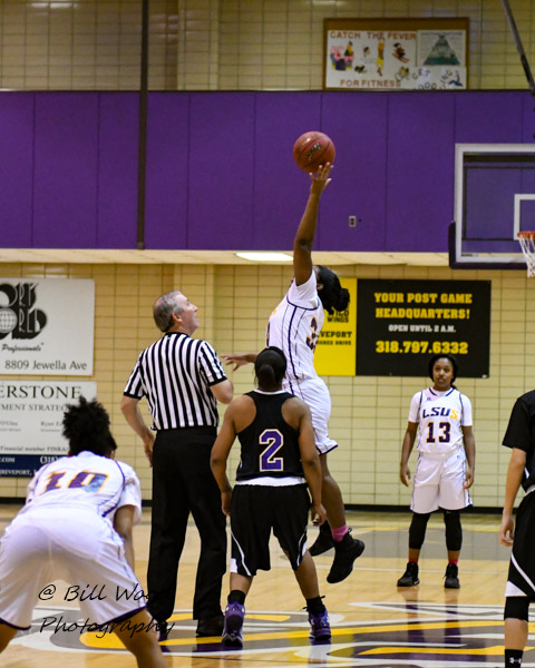26th LSUS Women's Basketball vs LSUA Photo