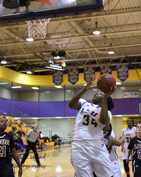 27th LSUS Women's Basketball vs LSUA Photo