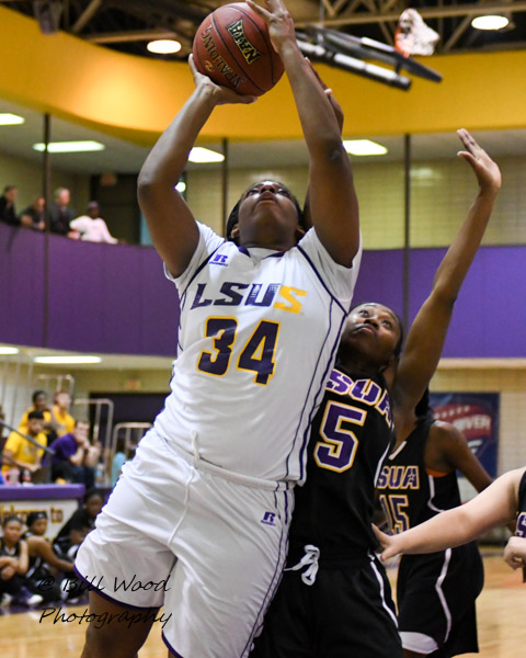 29th LSUS Women's Basketball vs LSUA Photo