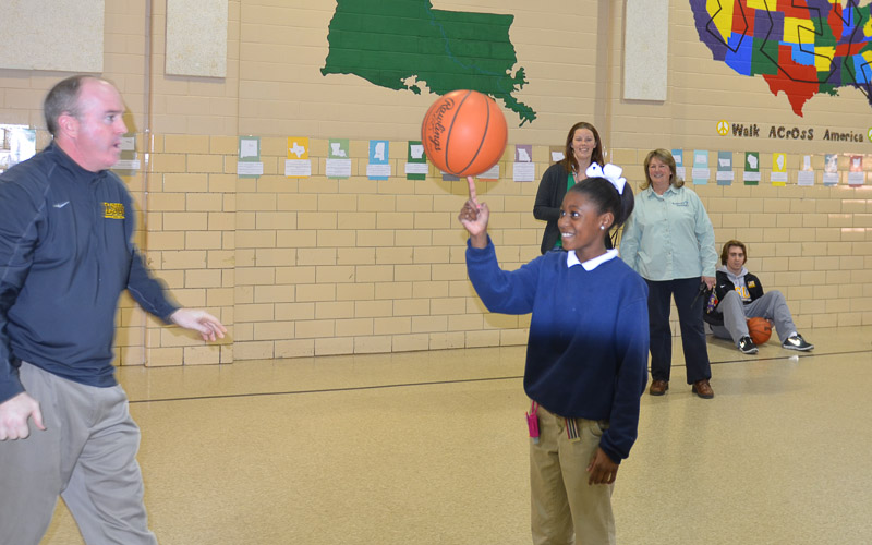 5th Meadowview Elementary School Visit Photo