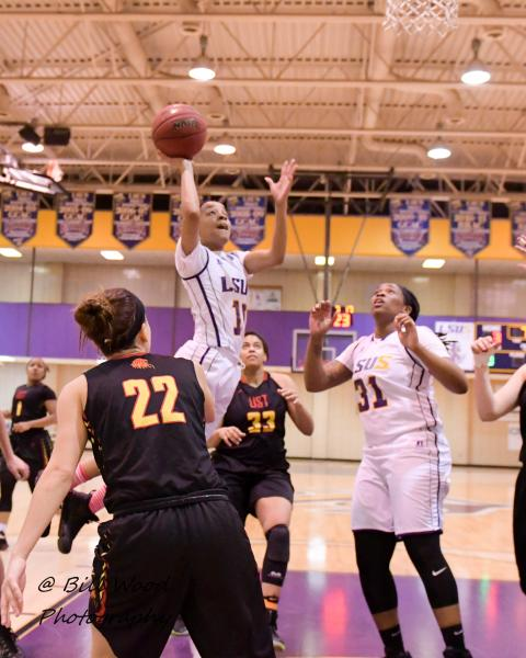 1st LSUS Women's Basketball vs UST Photo